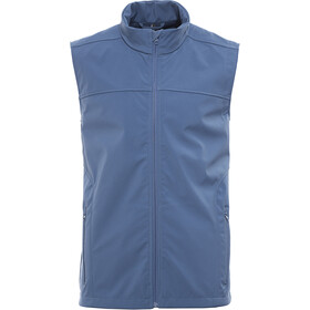 axant Alps Softshell Vest Heren, ensign blue
